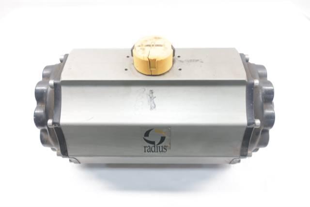RADIUS AD-100 PNEUMATIC VALVE ACTUATOR 120PSI D657898