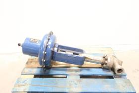 K&M CONTROL VALVE GCR DL-85R-E-C1 PNEUMATIC 600 STAINLESS SOCKET WELD 1-1/2IN CONTROL VALVE