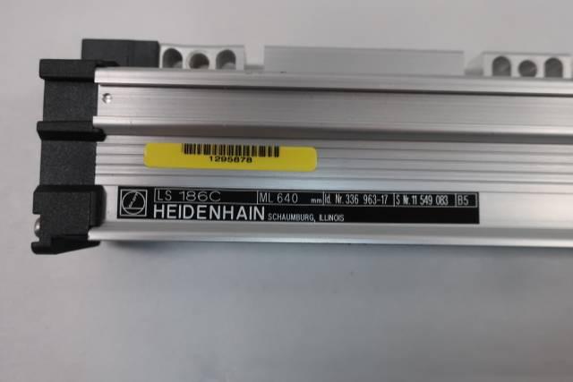 HEIDENHAIN LS186C LINEAR SCALE 640MM