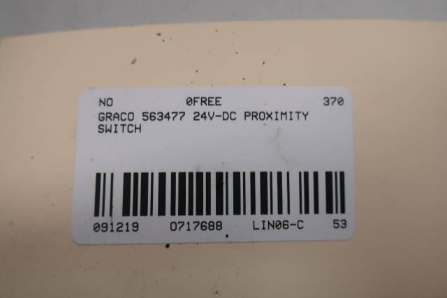 GRACO 563477 PROXIMITY SWITCH 24V-DC