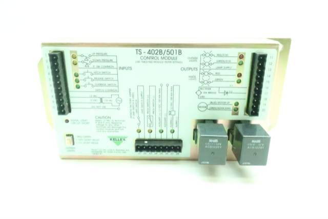 TURCK TS-402B/501B CONTROL MODULE