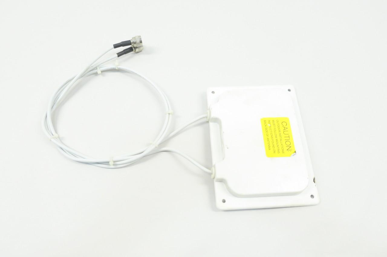 AIR-ANT2465P-R 6.5 dBi Diversity Patch Antenna w//RP-TNC Connectors 2.4 GHz