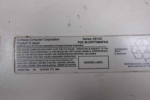compaq-lte-lite425e-series-2810g-laptop-computer-other-electrical-component