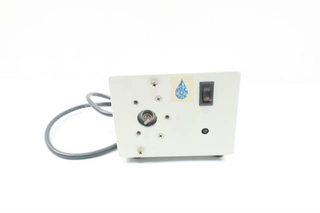 PULSAFEEDER UVSP20XRLLAUXXX VSP-20 METERING PUMP 20GPD 25PSI 120V-AC D636306