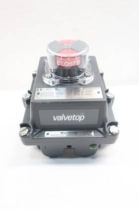 TOPWORX DXP-M21GNEB VALVETOP 24V-DC VALVE POSITION INDICATOR