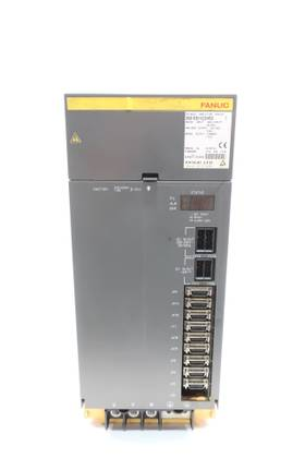 FANUC A06B-6088-H226#H500 SER F SPINDLE MODULE 283-325V-AC 230V-AC 29.8KW SERVO DRIVES AND AMPLIFIER