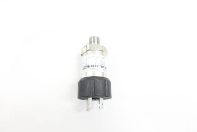 HYDAC 4745-A-100-000 PRESSURE SENSOR 100BAR 10-30V-DC