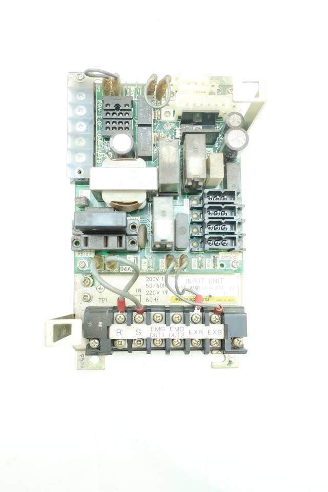 FANUC A14B-0076-B104-01 INPUT MODULE