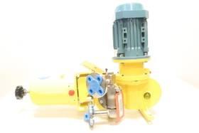 MILTON ROY RT1177FSS1S1E2NN 0.34GPH 2000PSI 230/400V-AC METERING PUMP