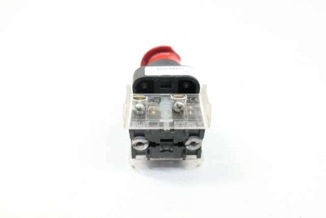 ALLEN BRADLEY 800H-FRXT7 RED PUSHBUTTON SER F