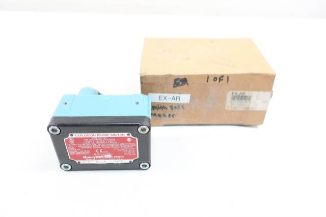 HONEYWELL EX-AR MICRO SWITCH LIMIT SWITCH 125/250/480V-AC