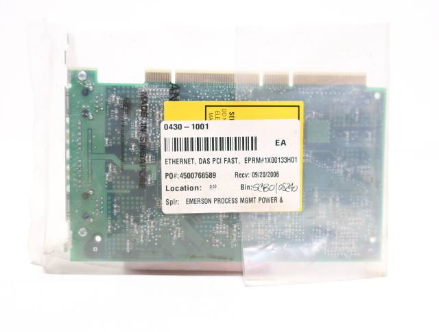 ADAPTEC 1925306-00 ANA-64022LV 1X00133H01 OVATION NETWORK INTERFACE CARD