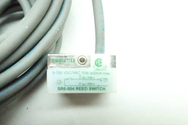 NUMATICS SR6-004 REED SWITCH 120V-AC