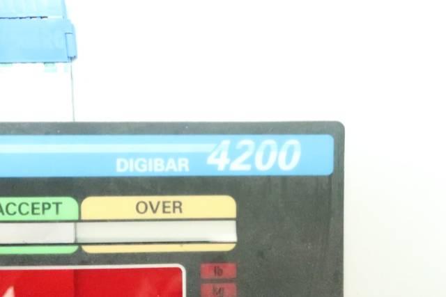 DORON DIGIBAR 4200 KEYPAD