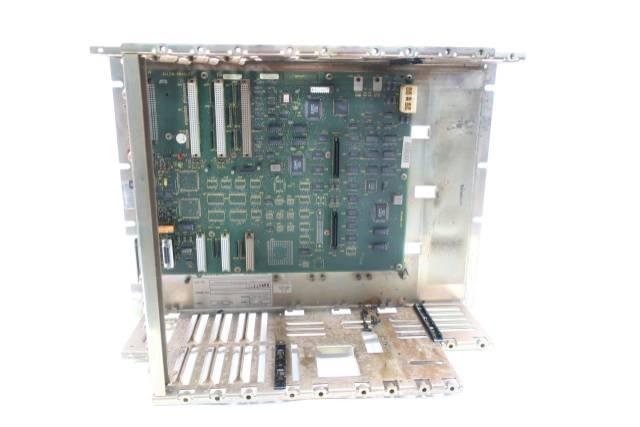 ALLEN BRADLEY 8520-PX-ASM3-EXEC2-31M 9/SERIES CNC CHASSIS MODULE