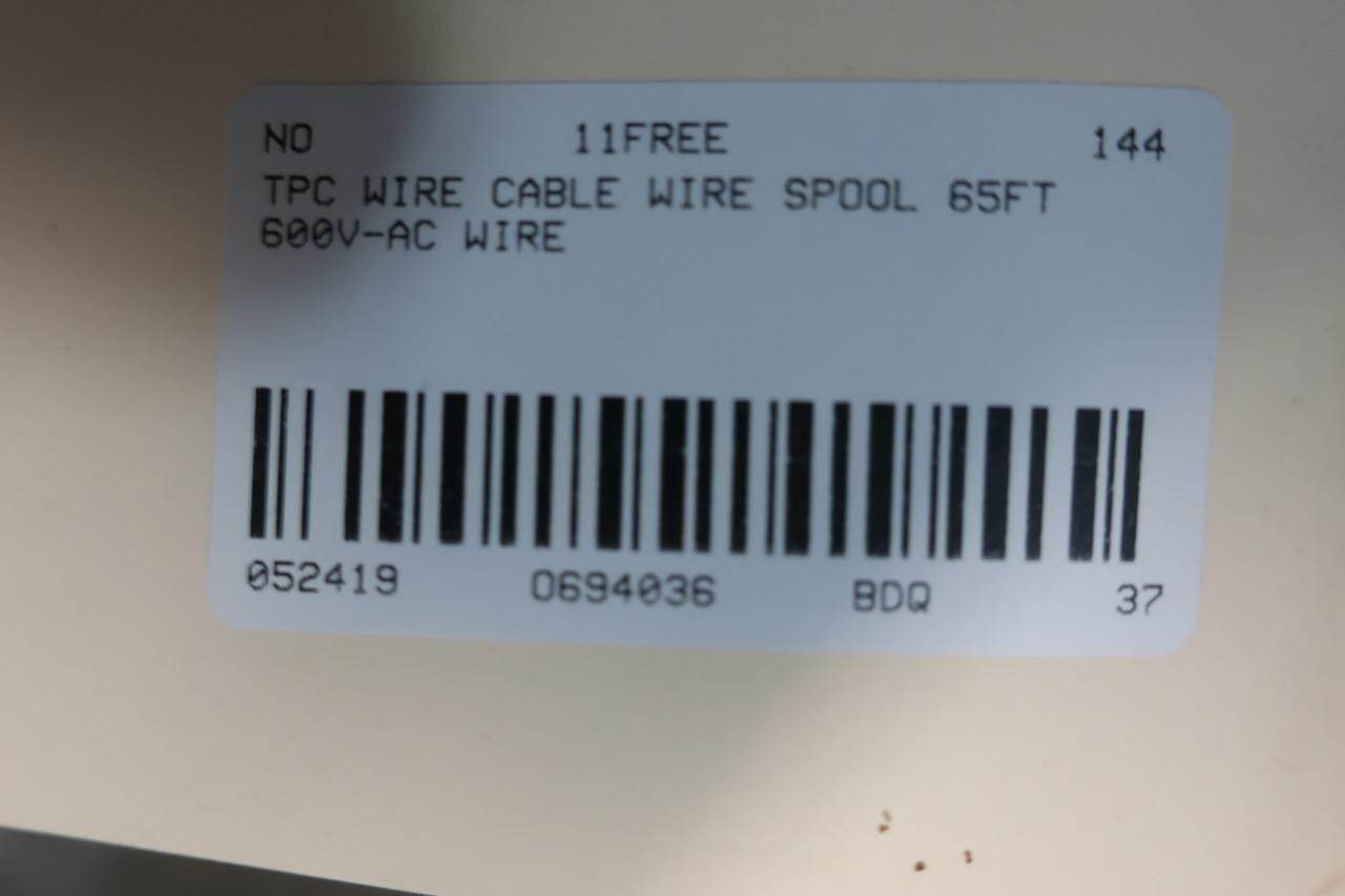 Tpc Wire 61705 Trex-onics Overall Shielded Continuous Flex Cable 5c 16awg 65ft