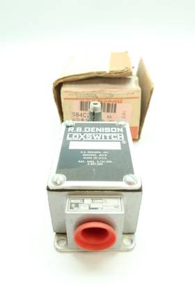 RB DENISON L100WDL LOXSWITCH 300V-AC LIMIT SWITCH