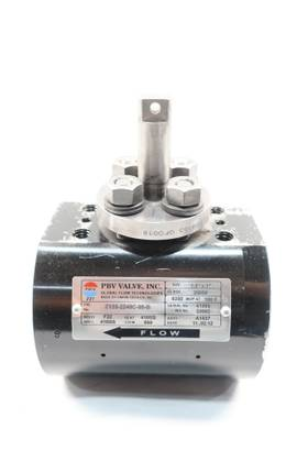 PBV Z125-2240C-99-B MANUAL 2500 STEEL SOCKET WELD 1-1/2/1IN BALL VALVE