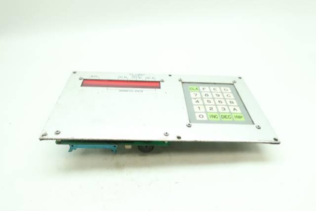 HITACHI HMK-8894-02 KEYBOARD OPERATOR INTERFACE PANEL