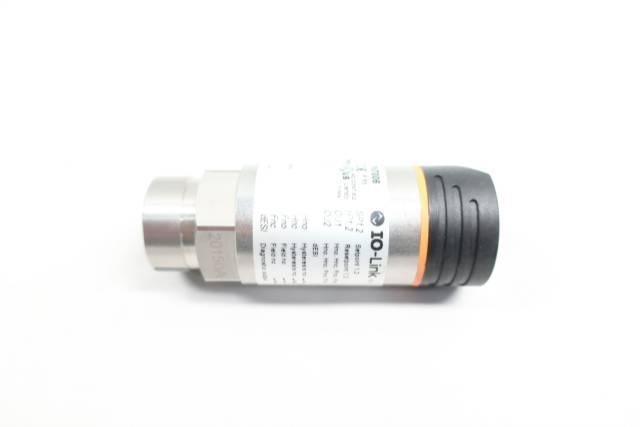 IFM ELECTRONIC PN7006 PN-2.5-RBR14-QFRKG/US PRESSURE SENSOR 0-36.3PSI 18-36V-DC