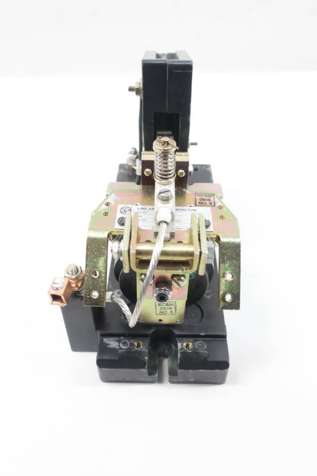 EC&M 7004 MXCO-3 LINE ARC SIZE 1 DC CONTACTOR 115/120V-DC 25A D648473