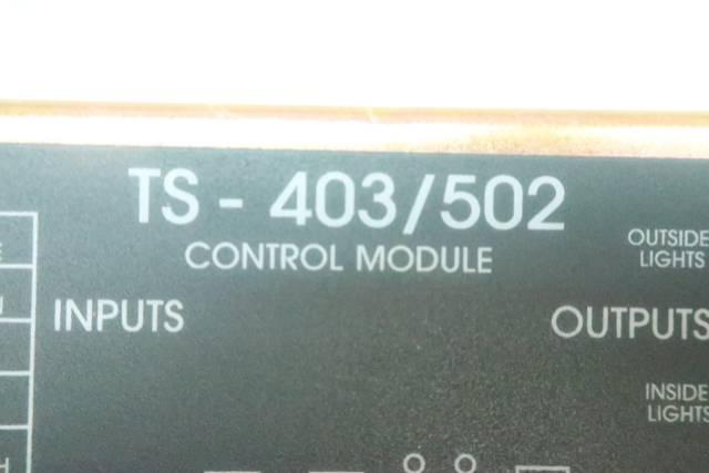 TURCK TS-403/502 CONTROL MODULE