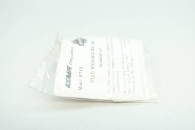 EXAIR 6013 HIGH VELOCITY AIR JET 1/2IN D659933