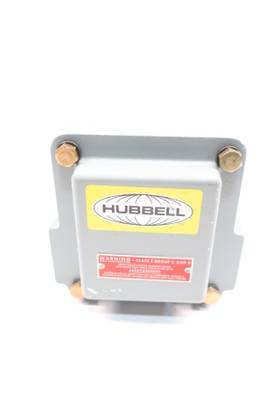 HUBBELL 2210-232CC7 5/8IN 120/240/480V-AC SPEED SWITCH