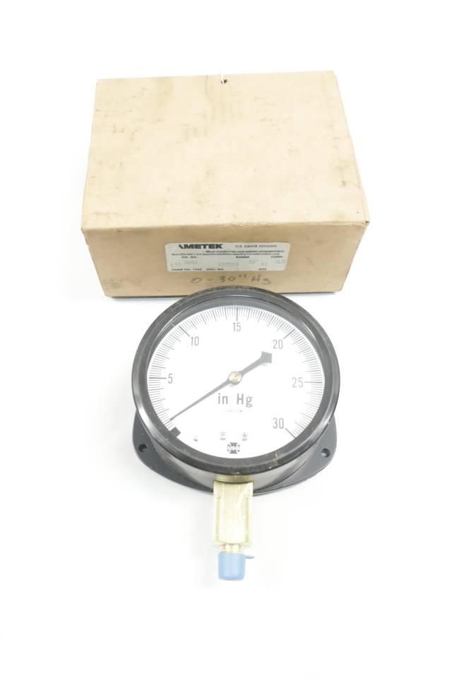 ametek-5801-4-12in-14in-0-30in-hg-npt-pressure-gauge