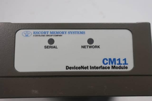 EMS CM11 DEVICENET INTERFACE MODULE