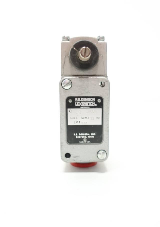 TELEMECANIQUE C4BR-JK01 RB DENISON LOX 300V-AC LIMIT SWITCH