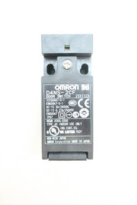 OMRON D4NS-2CF STI SAFETY 240V-AC OTHER SWITCH