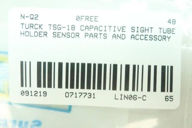 TURCK TSG-18 CAPACITIVE SIGHT TUBE