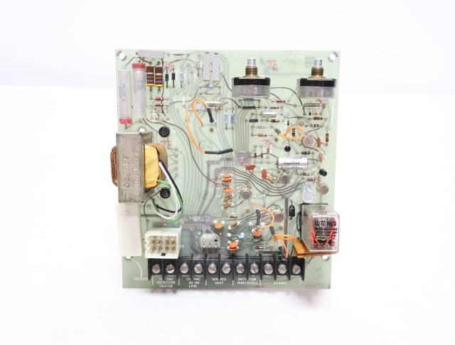 LEEDS NORTHRUP 445659 REV B ALARM PCB CIRCUIT BOARD R690521
