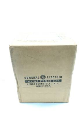 GENERAL ELECTRIC GE FGL01C4A5F FILTERGLOW DURAGLOW 1000W MERCURY VAPOR 277V-AC BALLAST