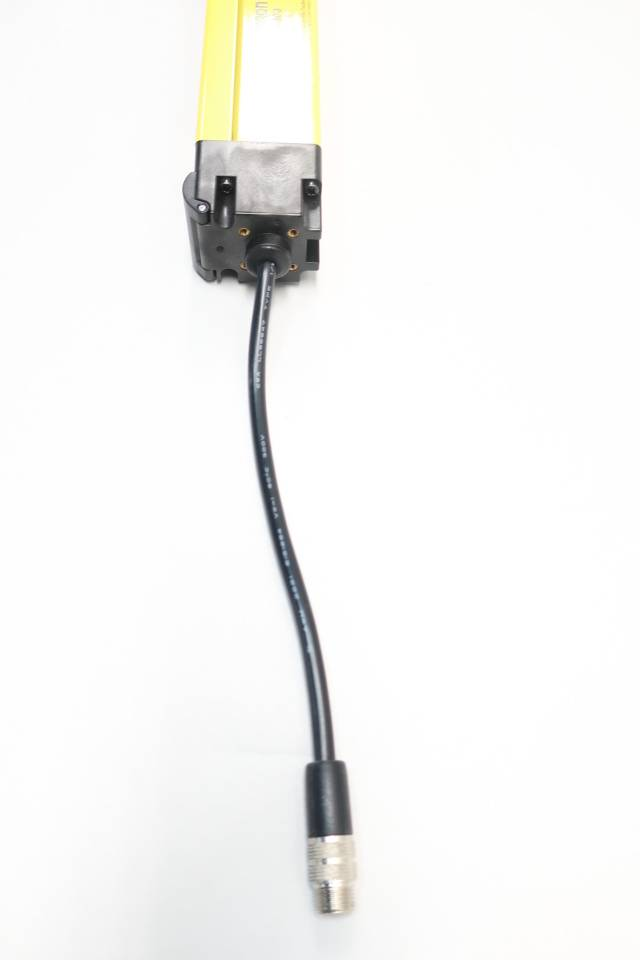 OMRON MS4800S-30-1240-X MINISAFE SAFETY LIGHT CURTAIN TRANSMITTER 24V-DC