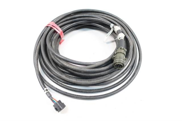 SHINAGAWA DENSEN SSX-2005-LF 7-PIN MALE TO FEMALE ENCODER CABLE 25M