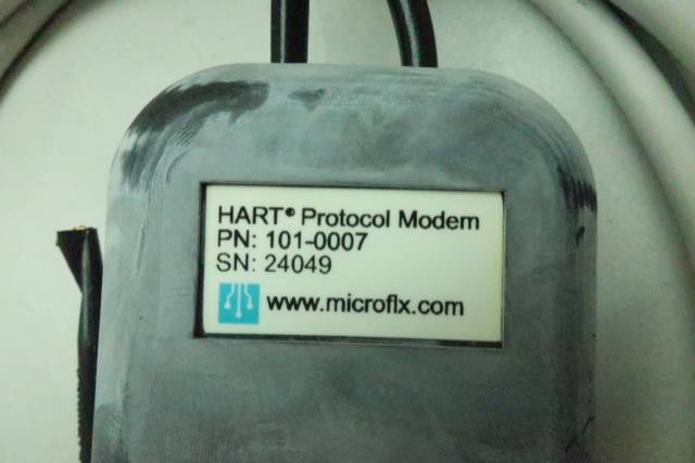 MICROFLEX 101-0007 MICROLINK USB INTERFACE HART MODEM