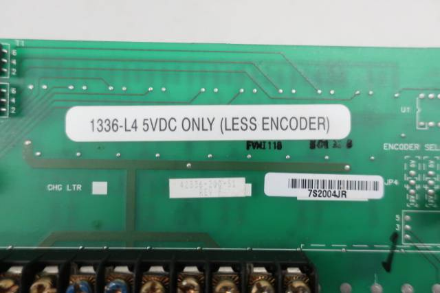 ALLEN BRADLEY 42336-189-51 PCB CIRCUIT BOARD REV 01