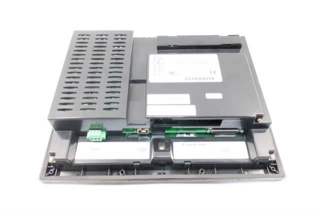 GE FANUC ES1221 IC754VSI12CTD-CD QUICKPANEL VIEW OPERATOR INTERFACE PANEL 24V-DC