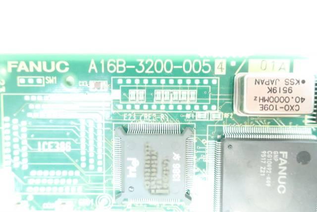 FANUC A16B-3200-0054/01A PCB CIRCUIT BOARD
