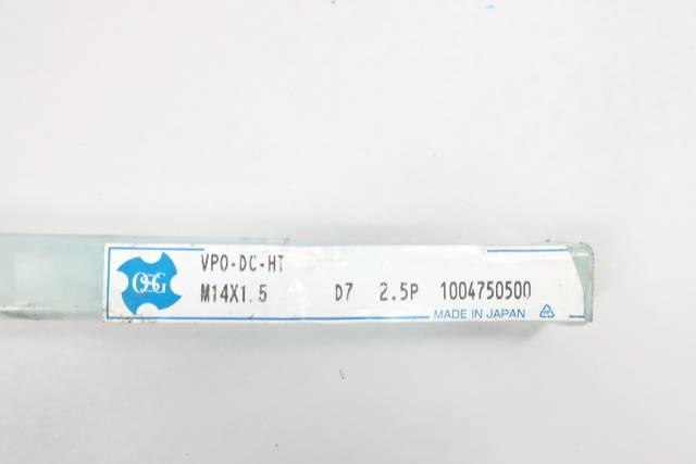 OSG VP0-DC-HT M14X1.5 2.5P PIPE TAP