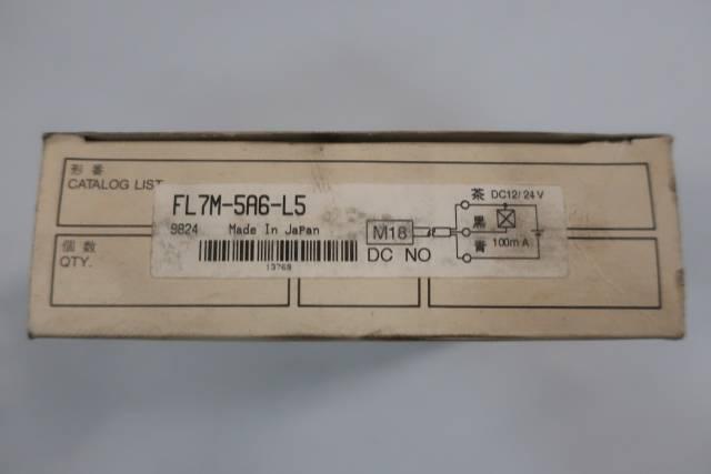 HONEYWELL FL7M-5A6-L5 SENSOR 12/24V-DC