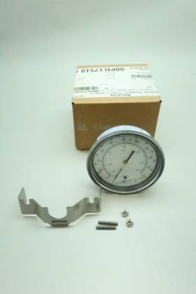 JOHNSON CONTROLS T-5500-1052 INDICATOR GAUGE 3-15PSI 0-100F OTHER TEMPERATURE SENSOR