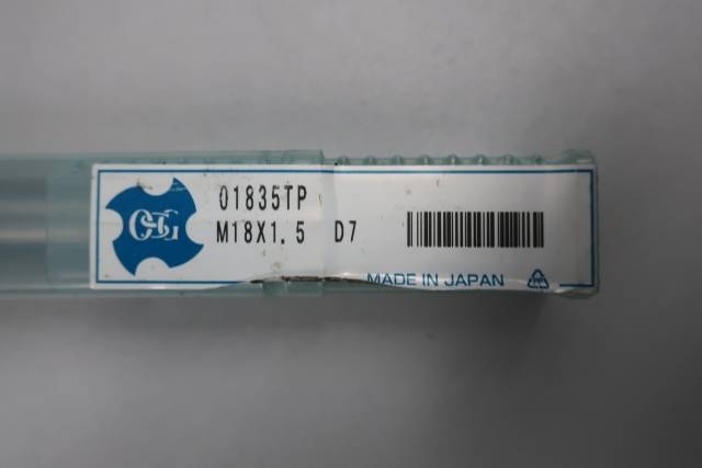 OSG 01835TP M18X1.5 D7 PIPE TAP