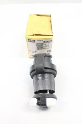 HUBBELL HBL2431SW TWIST-LOCK ENCLOSURE 3P 20A AMP 480V-AC PLUG