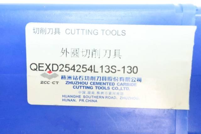 ZCC-CT QEXD254254L13S-130 TOOL HOLDER