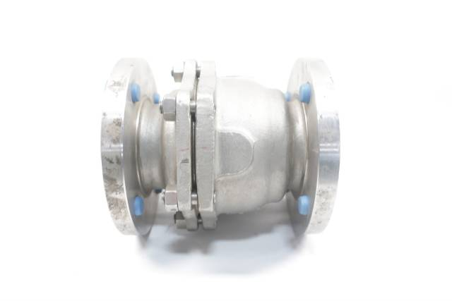 WARREN 6156FS MANUAL 150 STAINLESS FLANGED 3IN BALL VALVE D658792