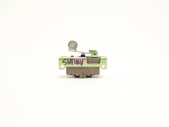 SQUARE D 9007CB-33 600V-AC LIMIT SWITCH R701606