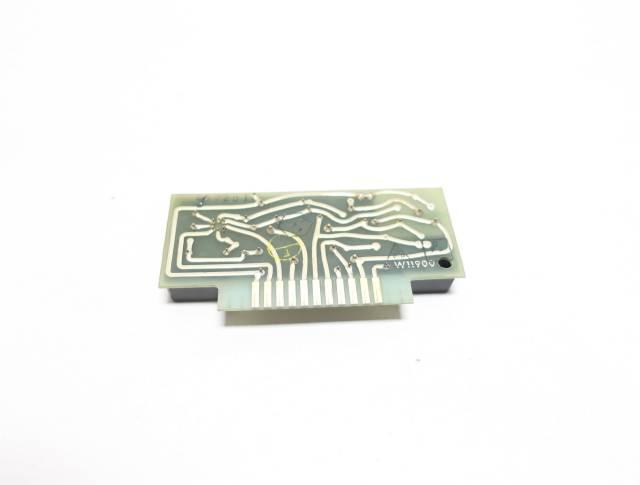 STOCK EQUIPMENT W11900 SIGNAL CONVERTER PCB CIRCUIT BOARD R690931